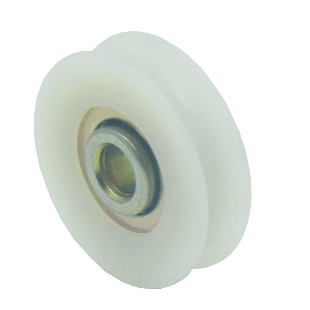 1-1/4 in. Nylon Patio Door Wheel (2-Pack)