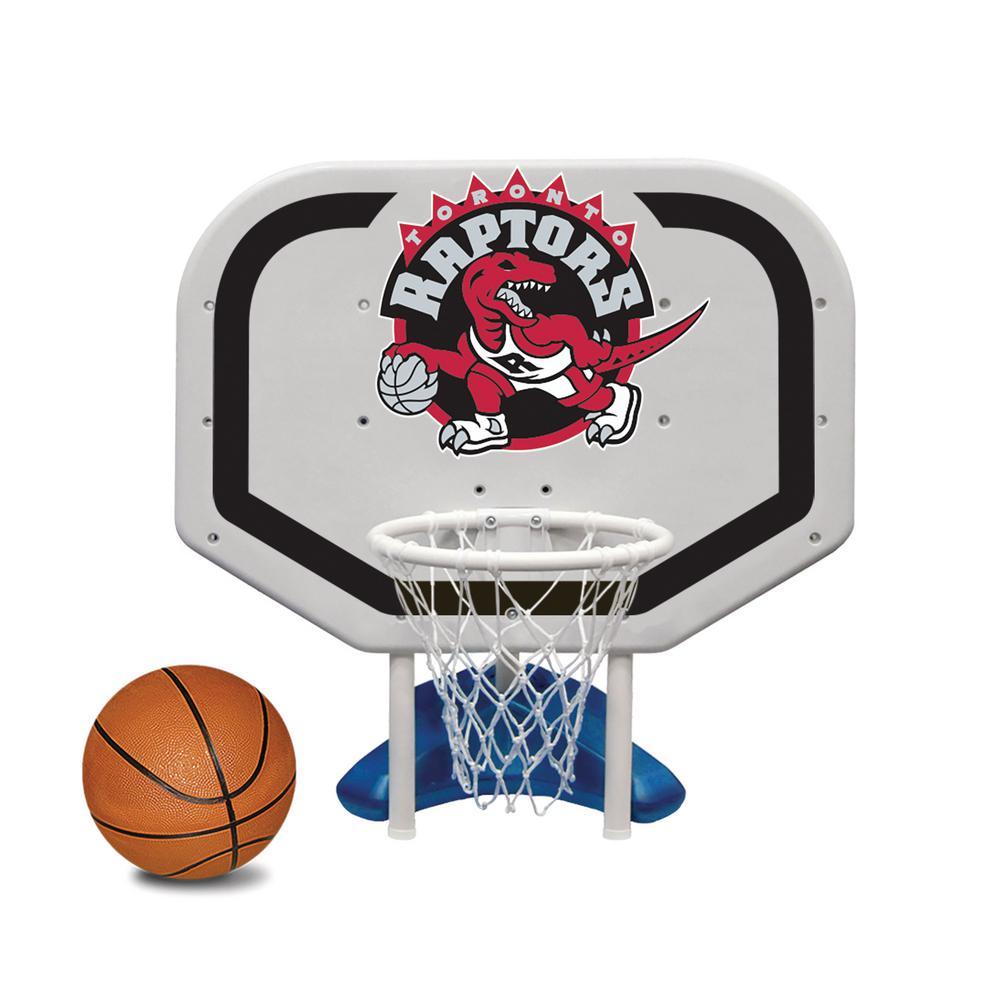 Poolmaster Toronto Raptors NBA Pro Rebounder Swimming Pool