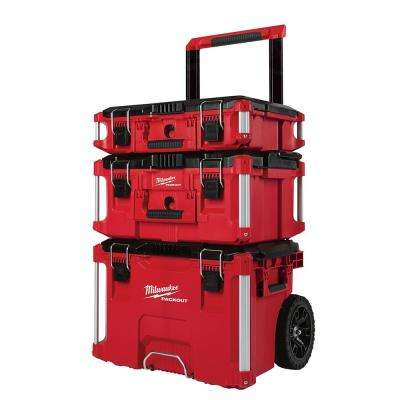 22 in. Packout Modular Tool Box Storage System