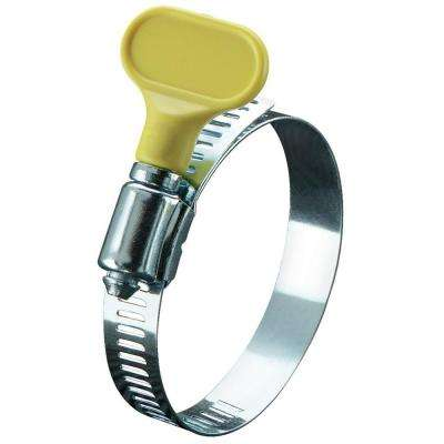 Turn-Key 2-1/2 in. x 4-1/2 in. Dryer Vent Clamps