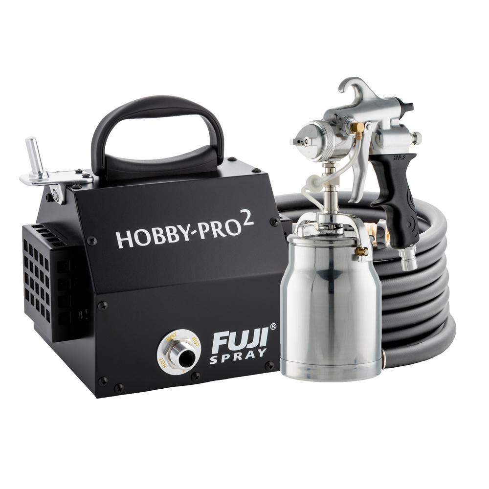 Fuji Spray Hobby-PRO 2 HVLP Spray System with Bonus Kit and Bonus Filters