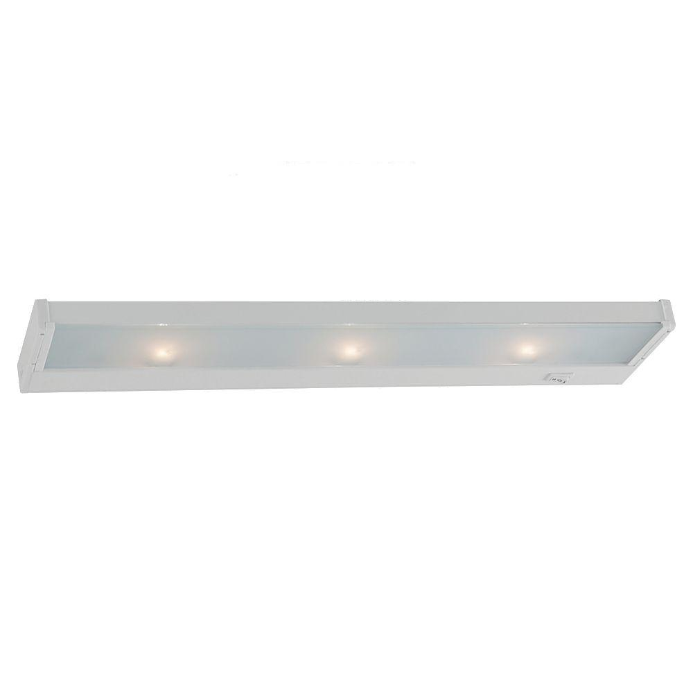 Sea Gull Lighting Ambiance 3 Light 120 Volt Self Contained White Xenon Task