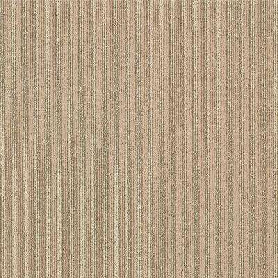 Parallels Wet Sand Custom Area Rug with Pad