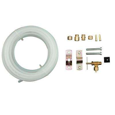 Ice Maker Kit with Floor Adapter