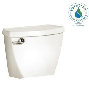 American Standard Cadet 3 1.6 GPF Single Flush Toilet Tank Only in White by American Standard