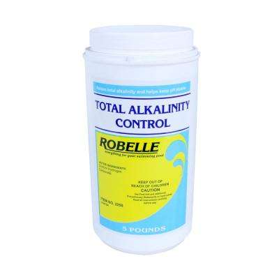 5 lbs. Total Alkalinity Control for Swimming Pools