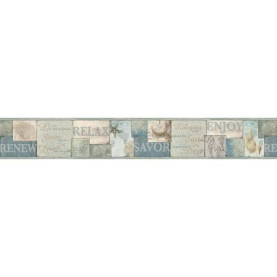 Beach Nautical Wallpaper Home Decor The Home Depot