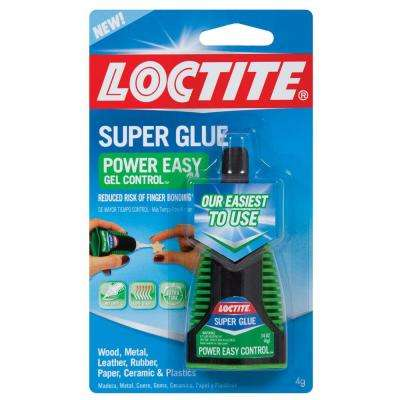 0.14 fl. oz. Power Easy Gel Control Super Glue (6-Pack)