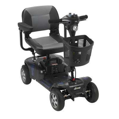Phoenix Heavy Duty 4-Wheel Power Scooter 18 in. Seat