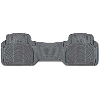 Classic Heavy Duty MT-781 Gray Rear 1 Piece Floor Liner Rubber Mat