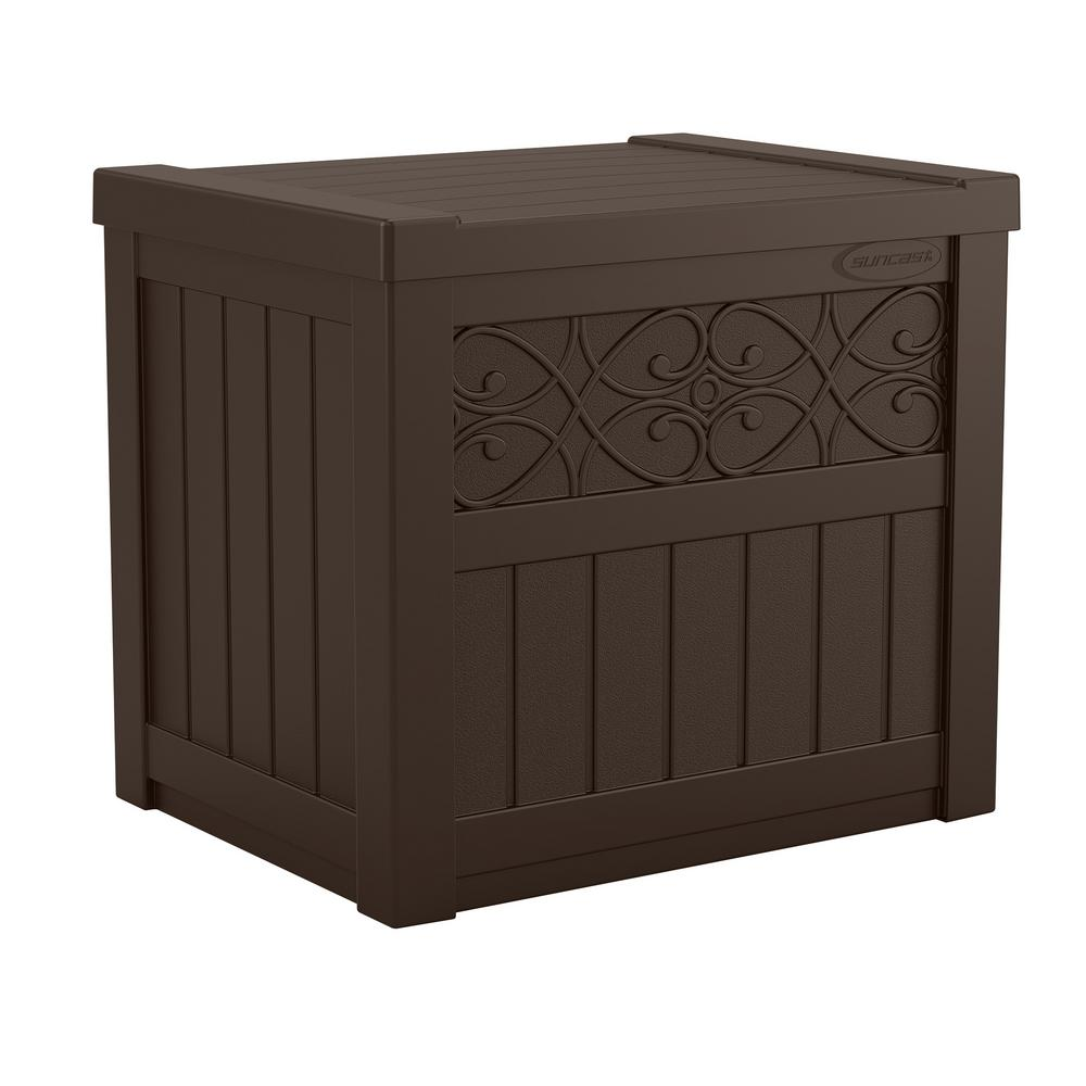 Suncast 22 Gal. Resin Deck Box