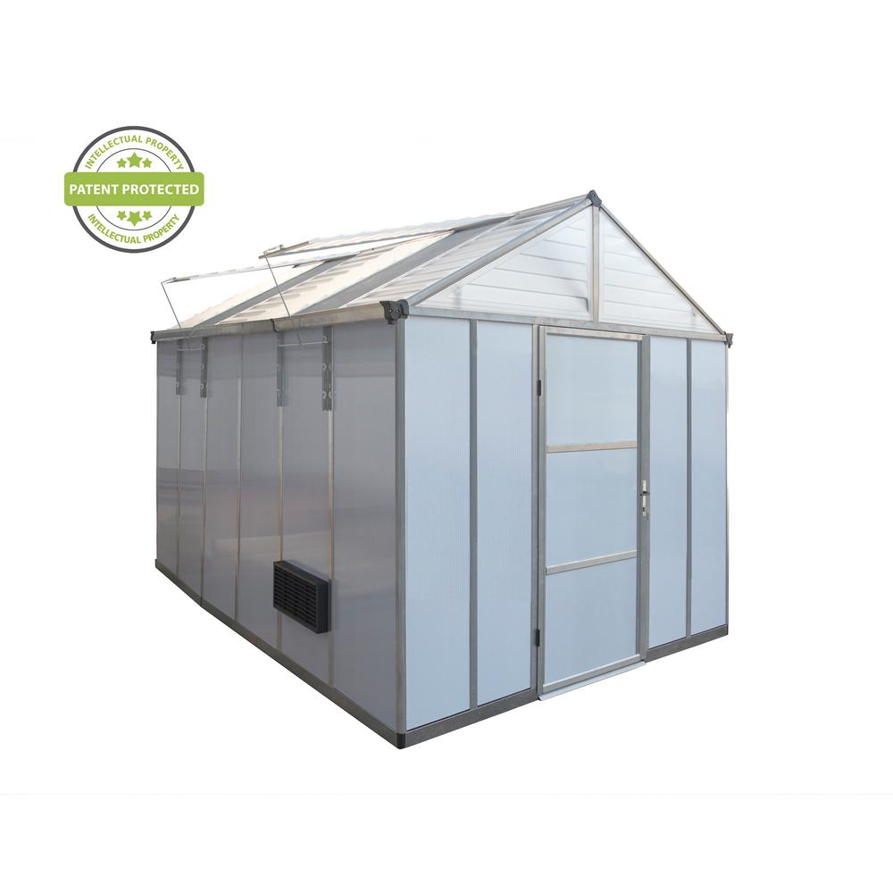Oriana Light Deprivation 8 ft. x 12 ft. Greenhouse