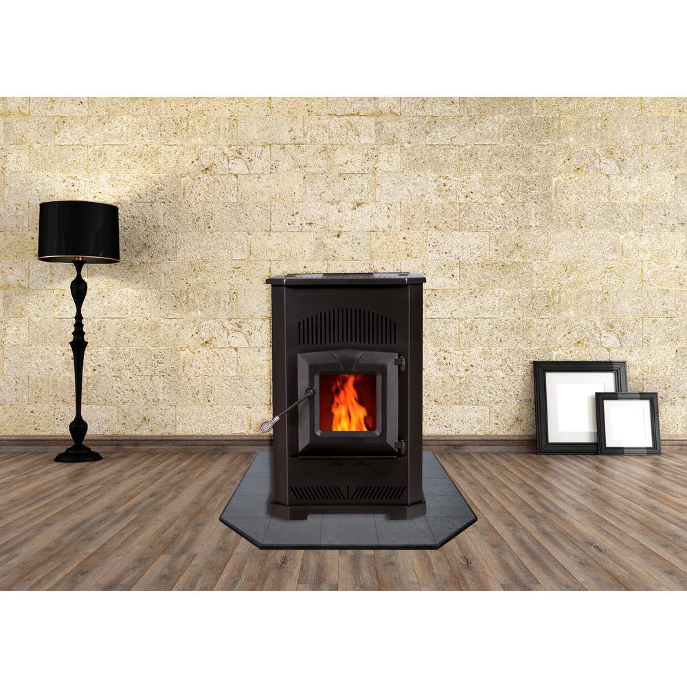 Englander 2 000 Sq Ft Pellet Stove, Englander Wood Pellet Fireplace Insert
