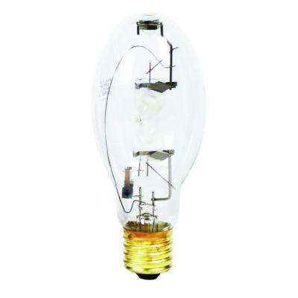 175-Watt ED28 HID Clear Metal Halide Light Bulb