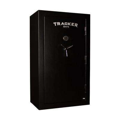 45-Gun Fire-Resistant Electronic Lock, Black Powder Coat