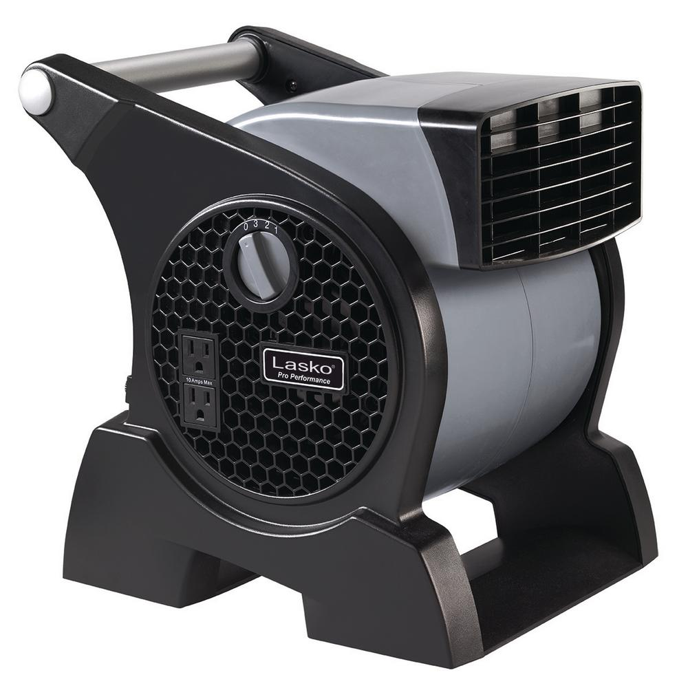 Lasko Pro-Performance High Velocity Pivoting Blower Fan-4905 - The ... a5ae11ded8