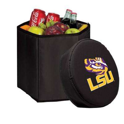 12 Qt. LSU Tigers Black Bongo Cooler