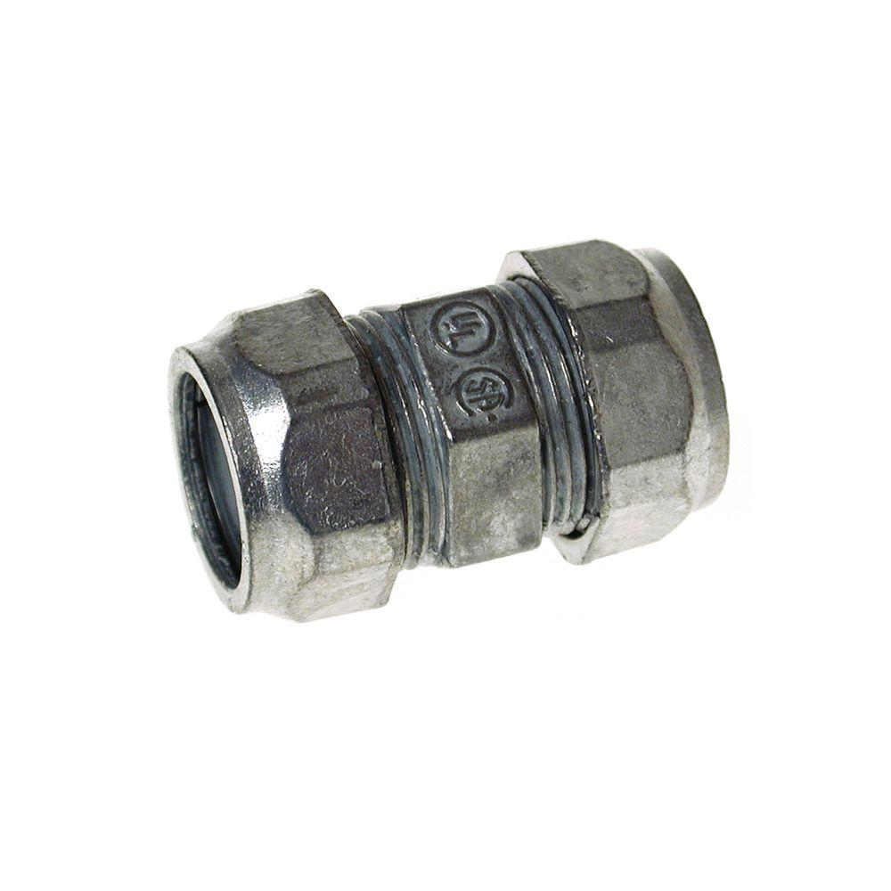 RACO EMT 3 in. Compression Coupling (12-Pack)
