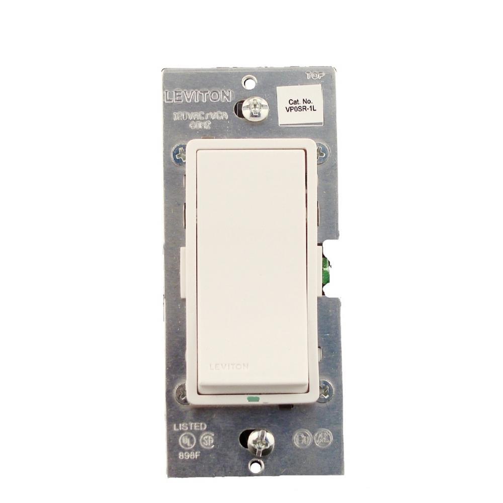 Digital Matching Remote Switch, White/Ivory/Light Almond