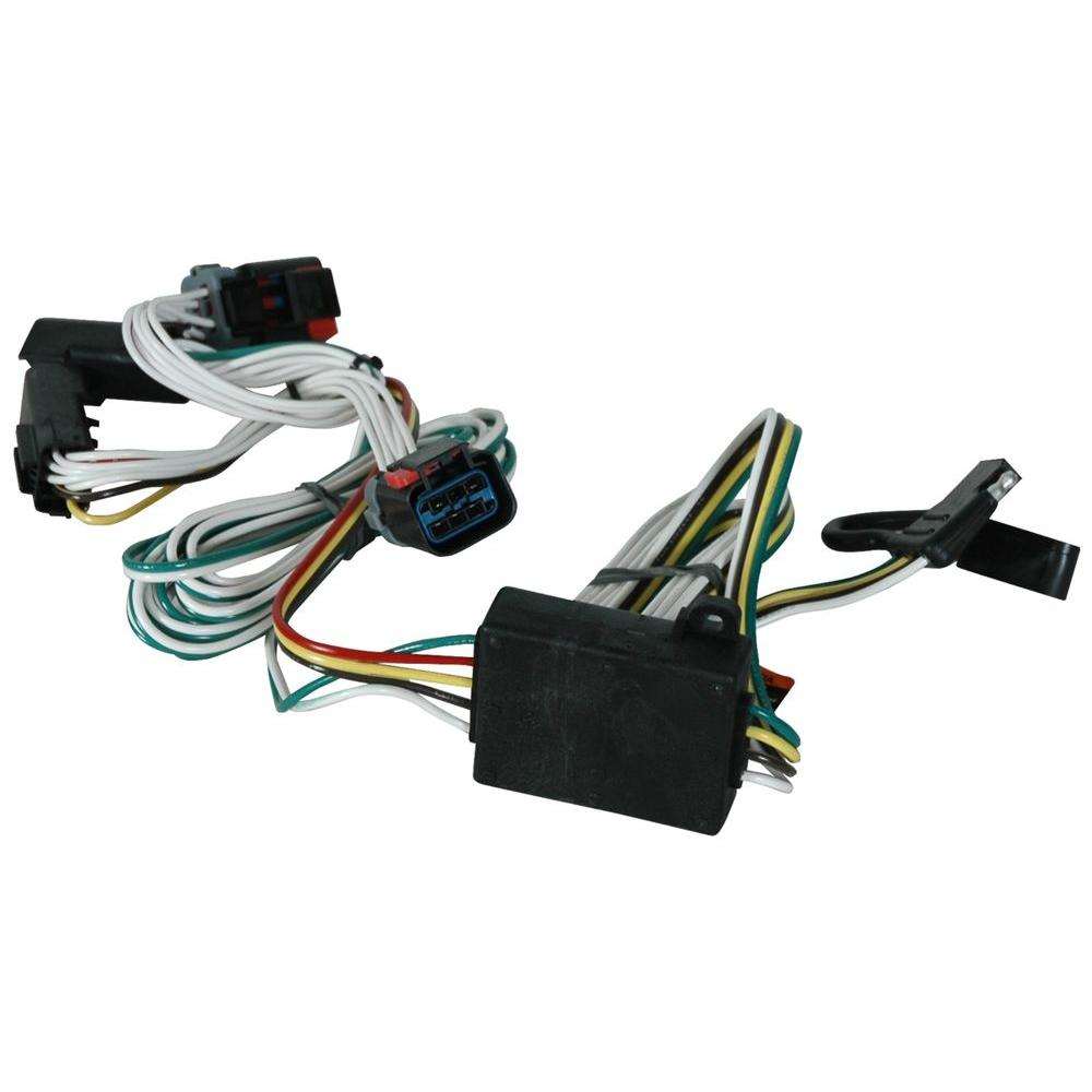 reese towpower towing lights wiring 74658 64_1000 reese towpower 3 in 16 gauge plymouth t connector chrysler 74658