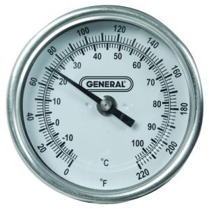 General Tools Long-Stem Agricultural Thermometer by General Tools