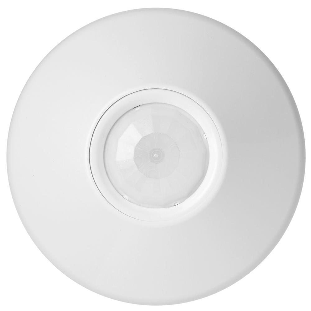 Ceiling Mount 360 176 Large Wireless Motion Sensor White Cm