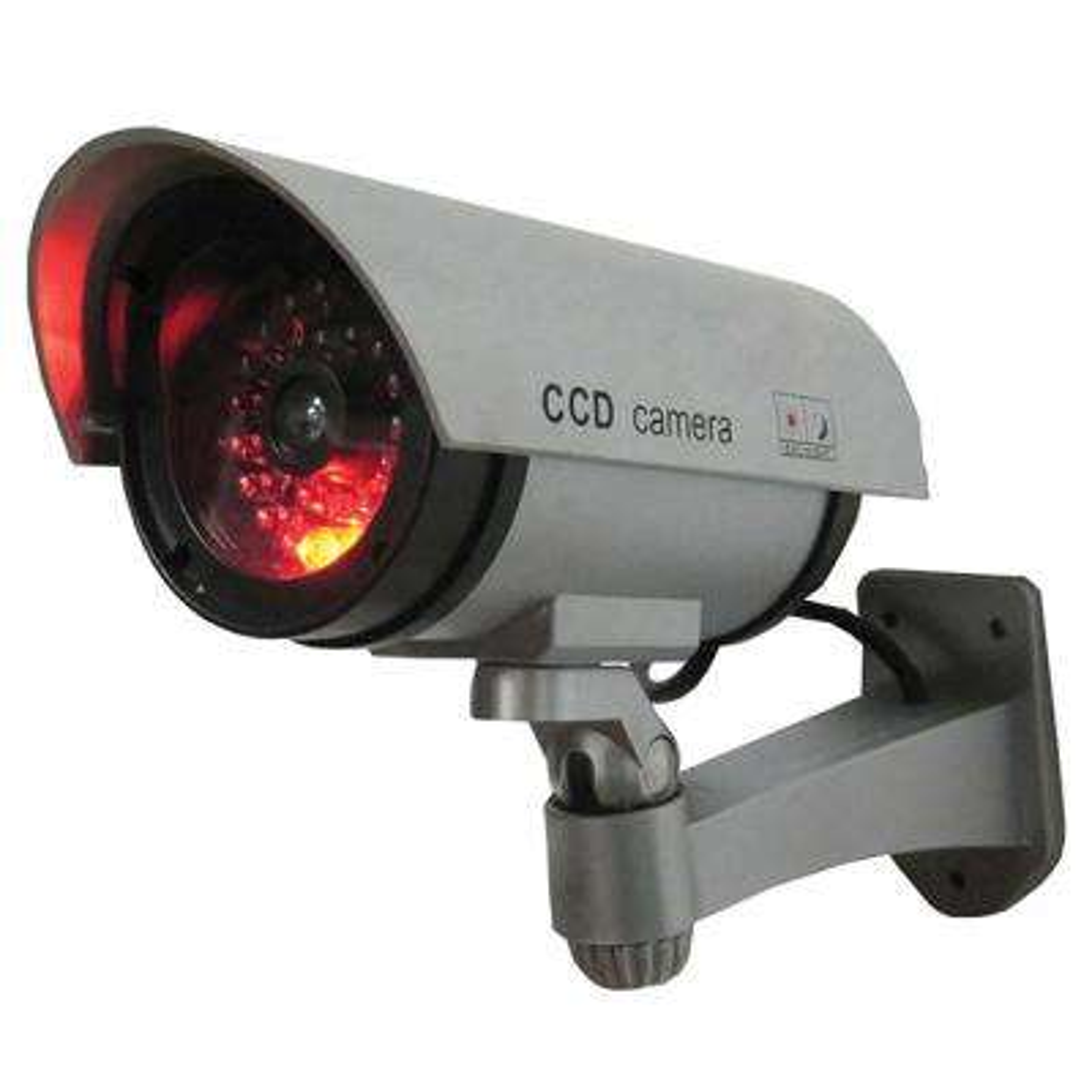 Fake Outdoor Security Camera