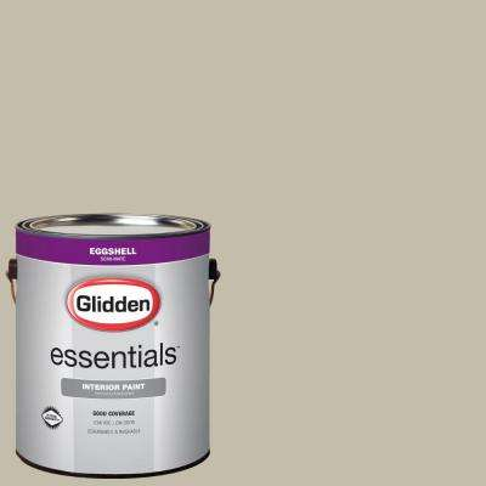#HDGWN53 Grey Birch Eggshell Interior Paint