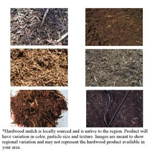 Earthgro 2 Cu Ft Brown Mulch 647185 The Home Depot