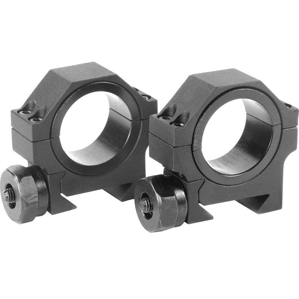 30 mm Low HD Weaver Style Rings