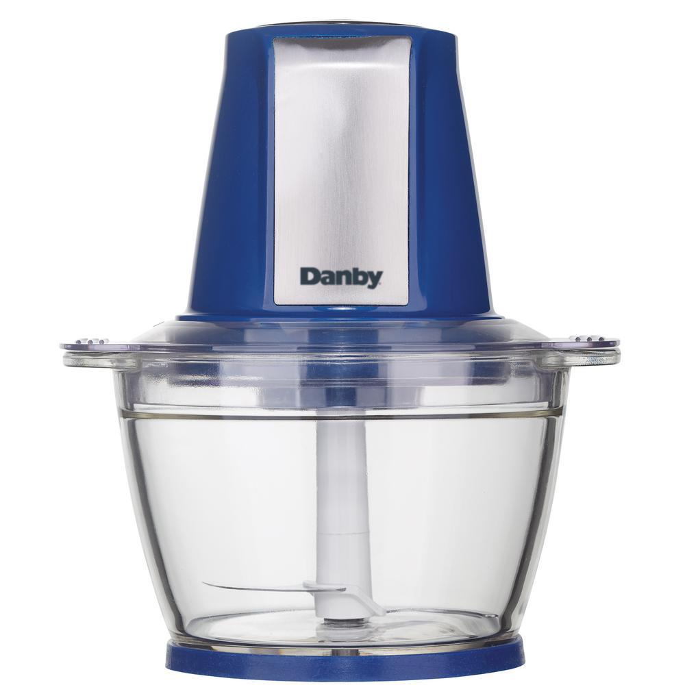 Danby Food Chopper, Blue/Purple