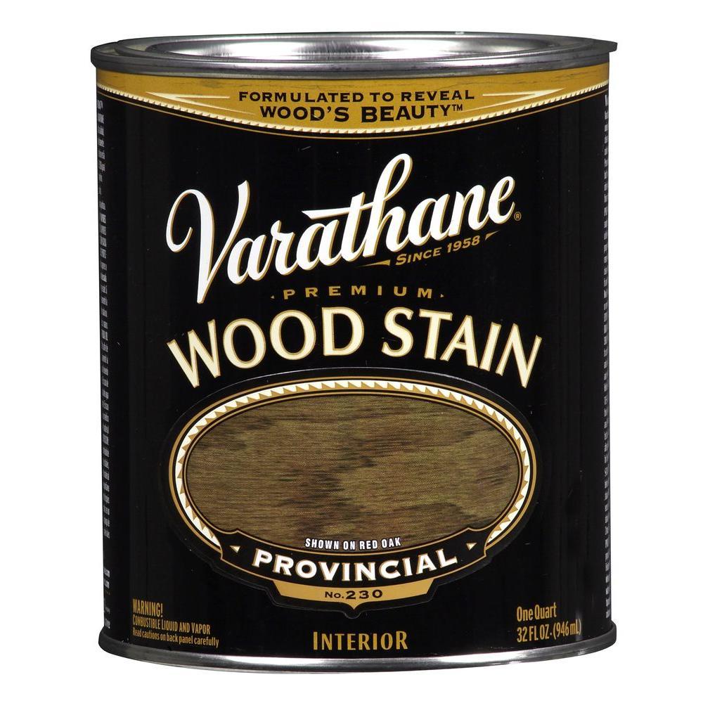 1-Qt. Provincial Premium Interior Wood Stain No.230