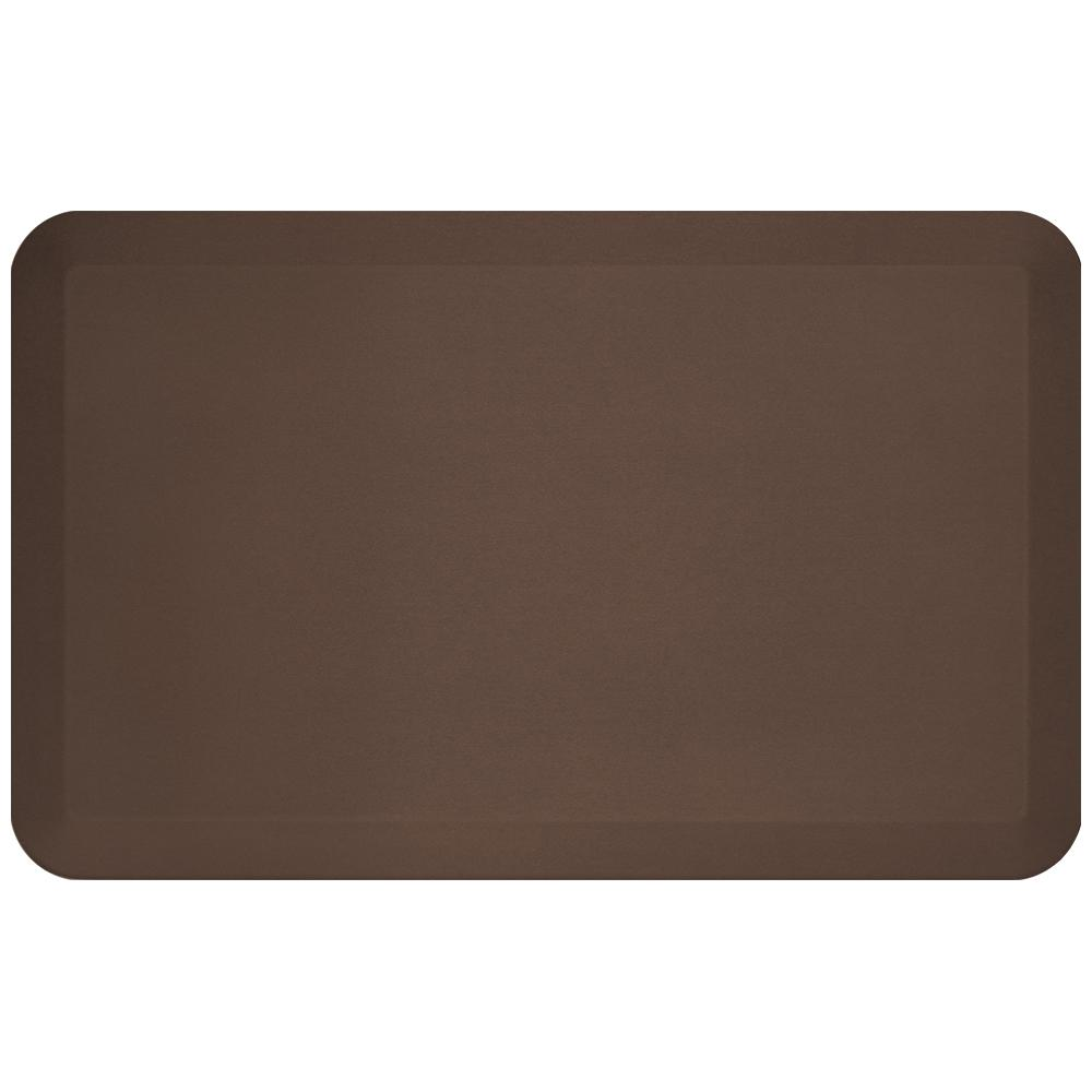 Pro Grade Brushed Earth 20 in. x 32 in. Comfort Anti-Fatigue