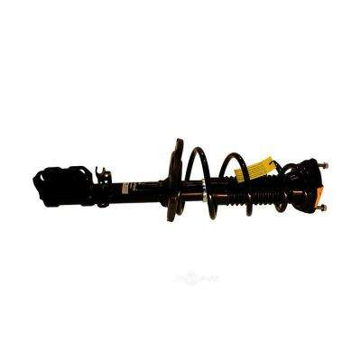 Rear Left Strut-Plus Suspension Strut and Coil Spring Assembly fits 2012-2014 Toyota Camry
