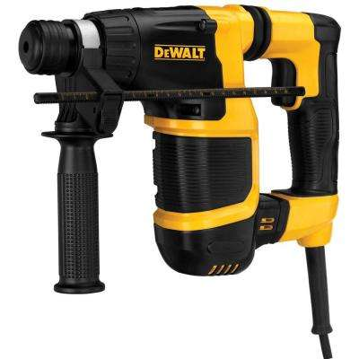 6 Amp 3/4 in. Corded SDS-plus Compact L-Shape Concrete/Masonry Rotary Hammer with SHOCKS and Case