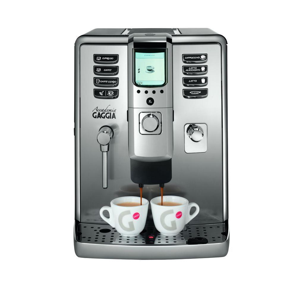 Gaggia 1500 Watts - 120 Volts Accademia Super-Automatic Espresso Machine