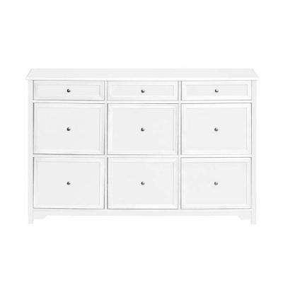 Oxford White Chest