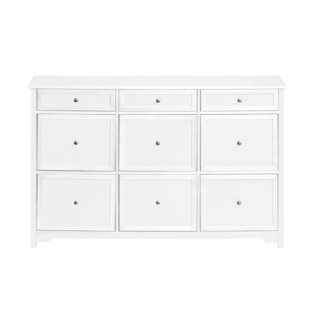 Home Decorators Collection Oxford White Chest