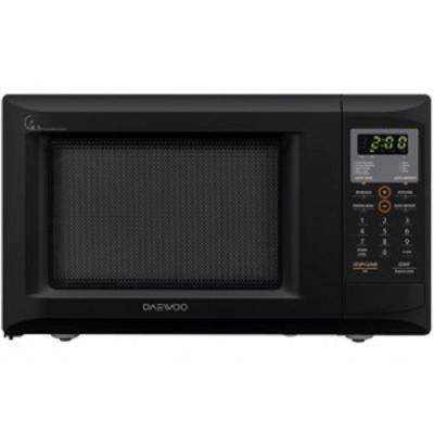 0.9 cu. ft. Countertop Concave Reflex System Microwave in Black