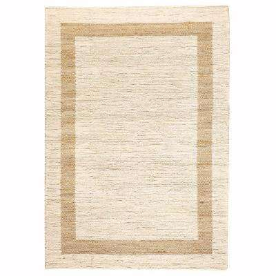 Boundary Natural 8 ft. x 11 ft. Area Rug