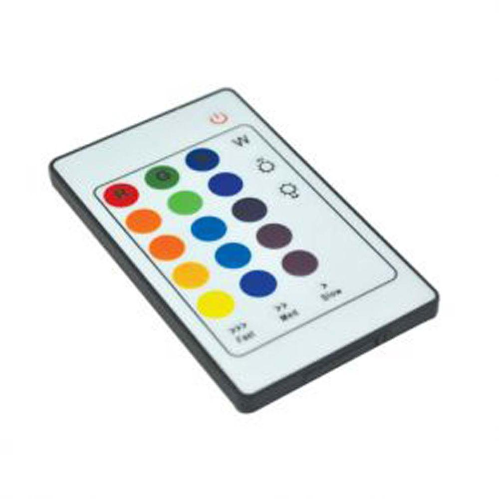 Illumine Replacement Remote Control in White for Color Changing LED Step Light