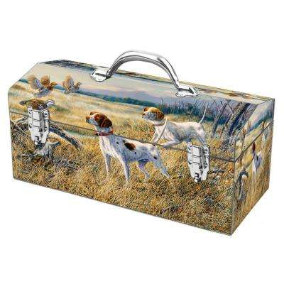 16 in. Unconveyed Dual Latch Art Tool Box