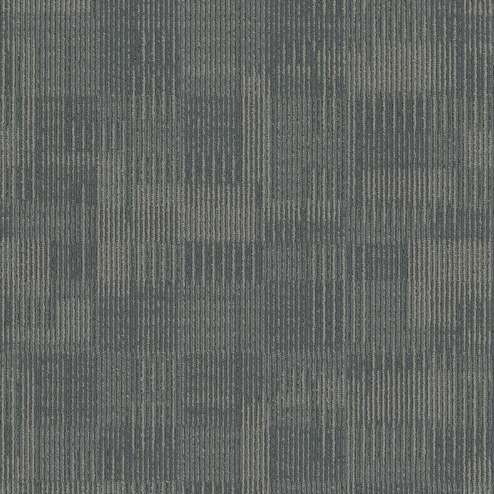 Royce Juncture Loop 24 in. x 24 in. Carpet Tile (18 Tiles/Case)