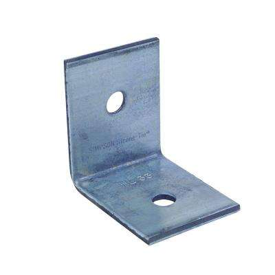 HL 3-1/4 in. x 2-1/2 in. Galvanized Heavy Angle