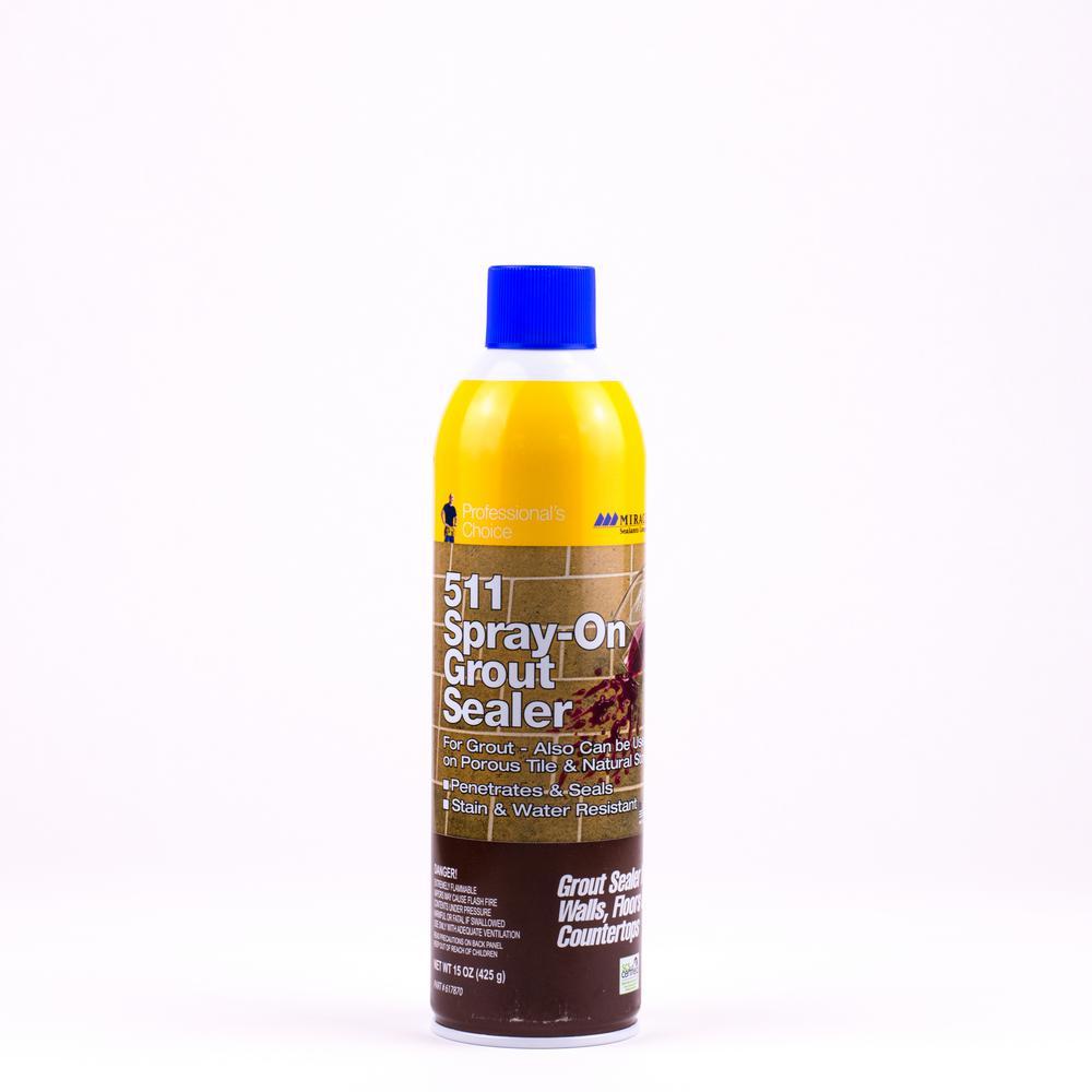 15 oz. 511 Spray-on Grout Sealer