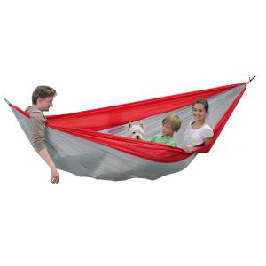 Byer of Maine 10 ft. 5 inch Parachute Nylon Double Hammock in Red by Byer of Maine
