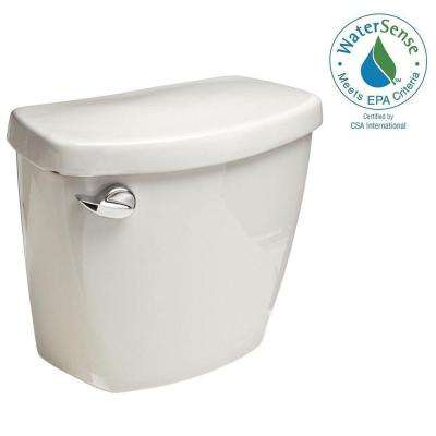 1.28 GPF Single Flush Toilet Tank Only in White