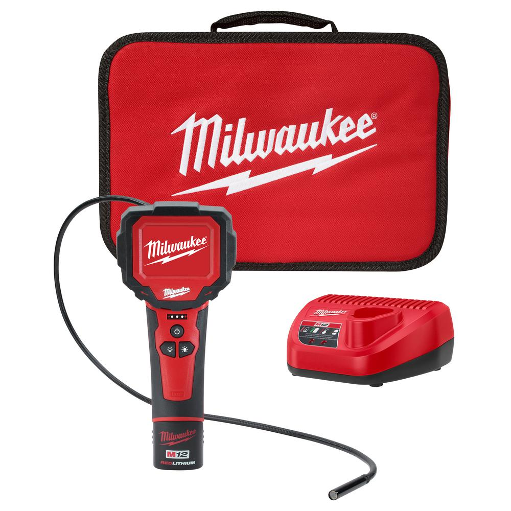 Milwaukee M12 12 Volt Lithium Ion Cordless M Spector 360