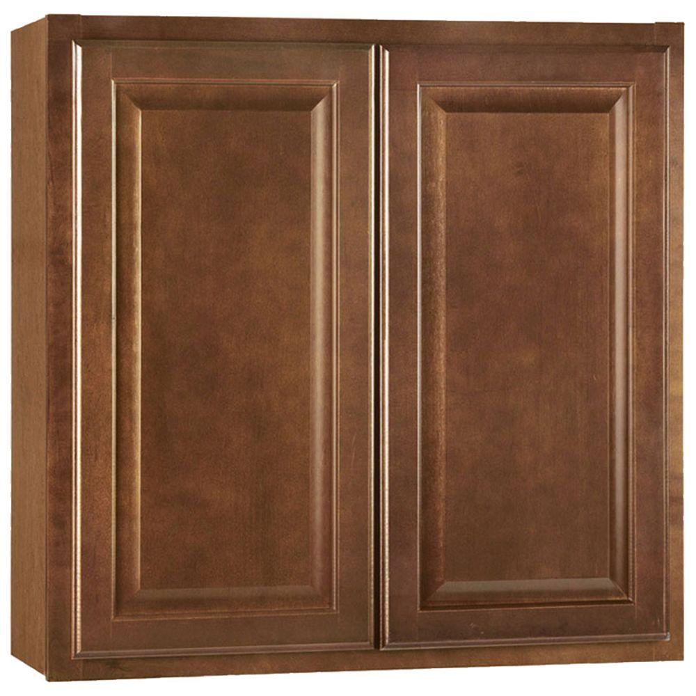 Kitchen Cabinets Home Depot hampton bay hampton assembled 36x34.5x24 in. sink base kitchen