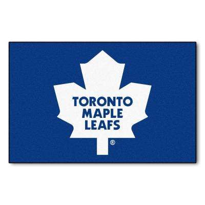 Toronto Maple Leafs 19 in. x 30 in. Accent Rug